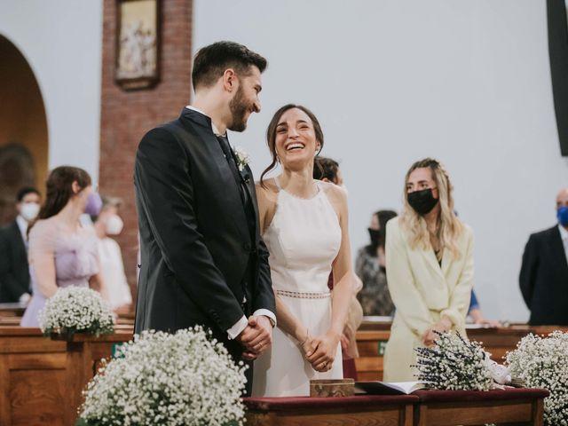 Il matrimonio di Daniele e Giulia a Roma, Roma 46
