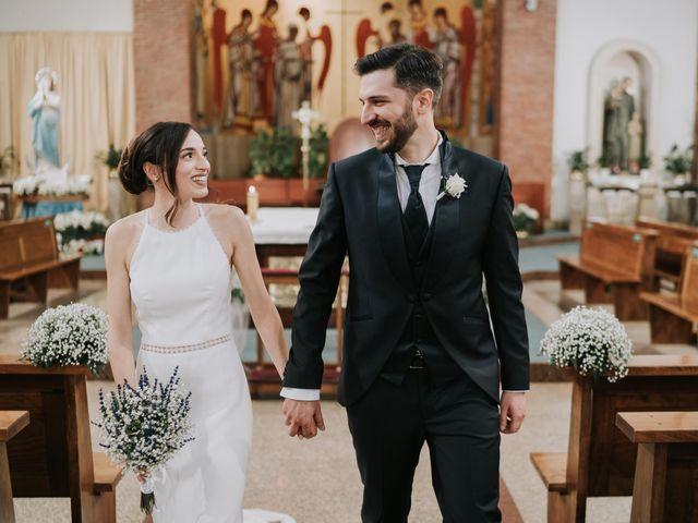 Il matrimonio di Daniele e Giulia a Roma, Roma 49