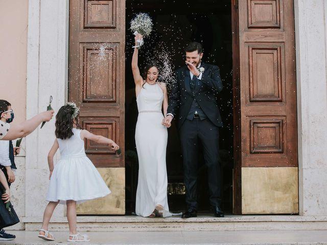 Il matrimonio di Daniele e Giulia a Roma, Roma 50