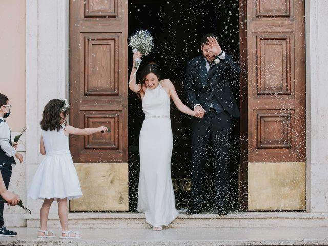 Il matrimonio di Daniele e Giulia a Roma, Roma 51