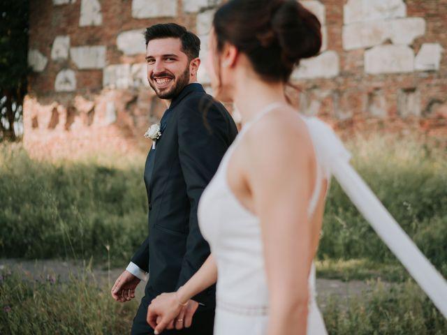 Il matrimonio di Daniele e Giulia a Roma, Roma 55