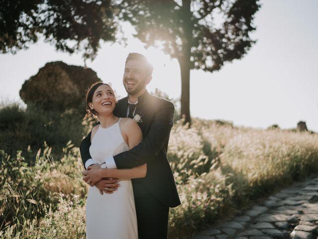Il matrimonio di Daniele e Giulia a Roma, Roma 63