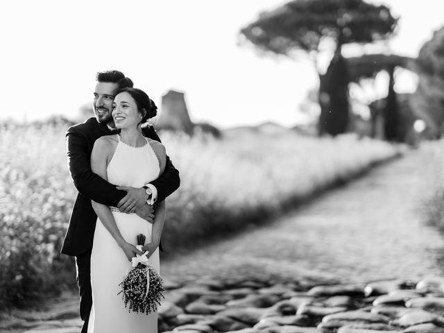 Il matrimonio di Daniele e Giulia a Roma, Roma 65