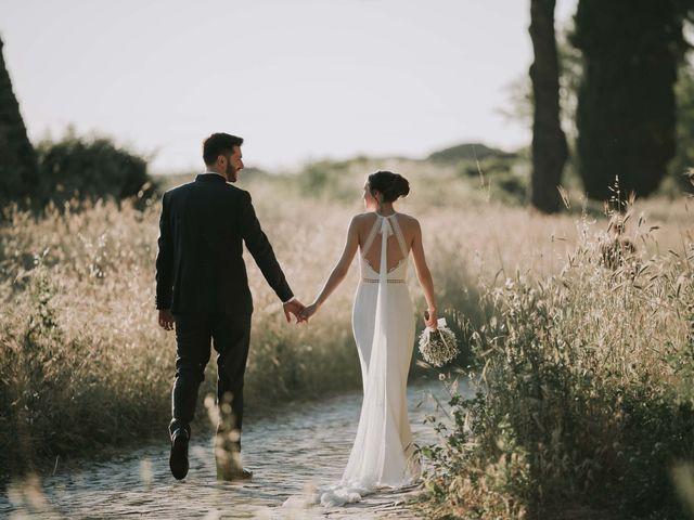 Il matrimonio di Daniele e Giulia a Roma, Roma 74