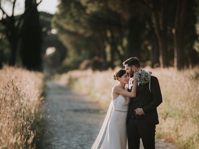 Il matrimonio di Daniele e Giulia a Roma, Roma 2