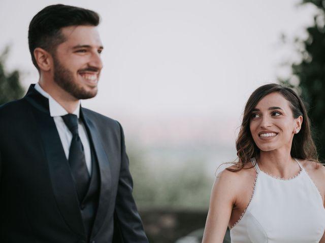 Il matrimonio di Daniele e Giulia a Roma, Roma 79