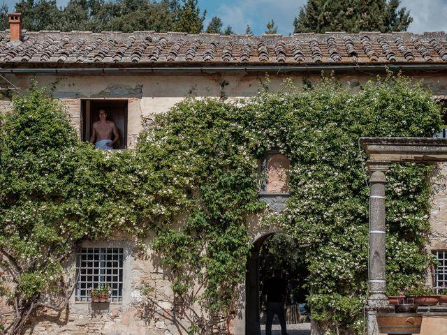 Il matrimonio di Paul e Maddie a Siena, Siena 3