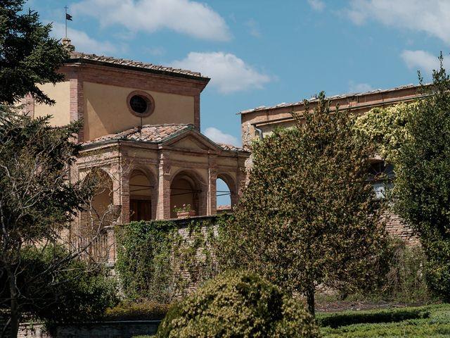 Il matrimonio di Paul e Maddie a Siena, Siena 4