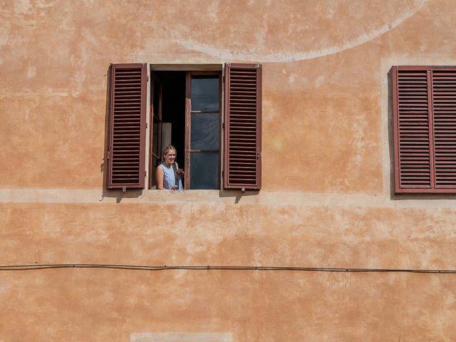 Il matrimonio di Paul e Maddie a Siena, Siena 32