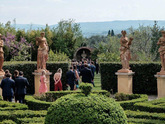Il matrimonio di Paul e Maddie a Siena, Siena 33
