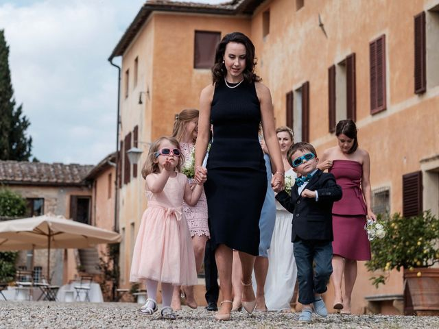 Il matrimonio di Paul e Maddie a Siena, Siena 35