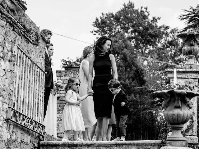 Il matrimonio di Paul e Maddie a Siena, Siena 36