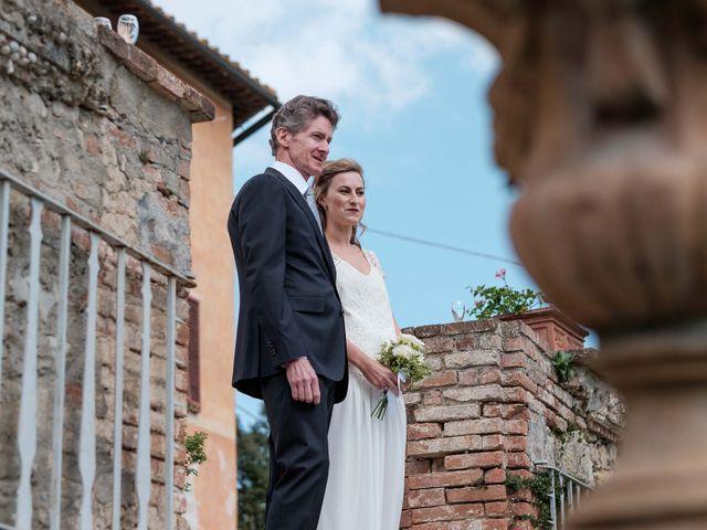 Il matrimonio di Paul e Maddie a Siena, Siena 37
