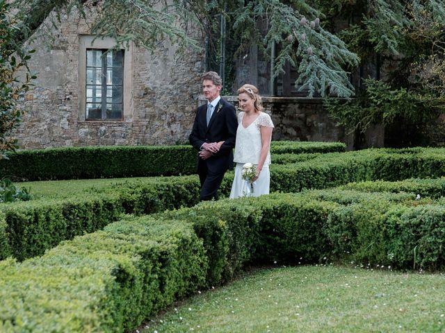 Il matrimonio di Paul e Maddie a Siena, Siena 38