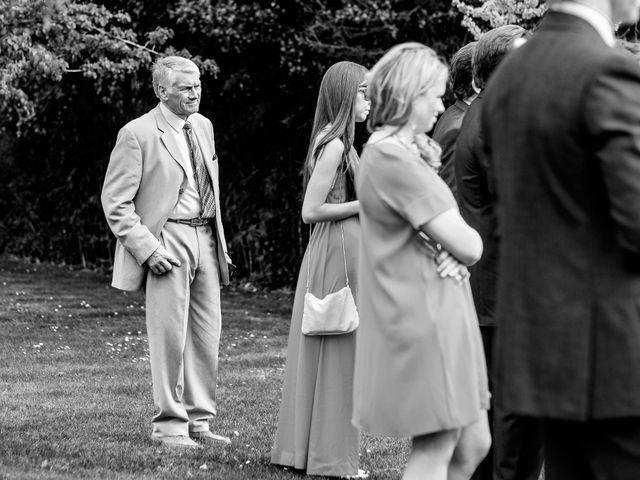 Il matrimonio di Paul e Maddie a Siena, Siena 42