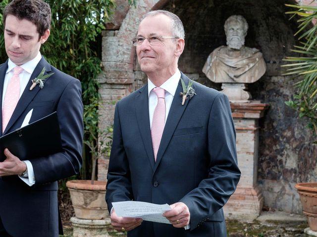 Il matrimonio di Paul e Maddie a Siena, Siena 45