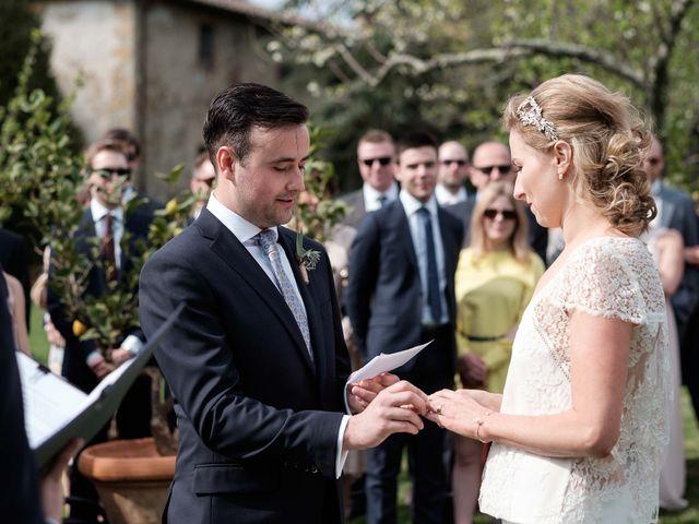 Il matrimonio di Paul e Maddie a Siena, Siena 46