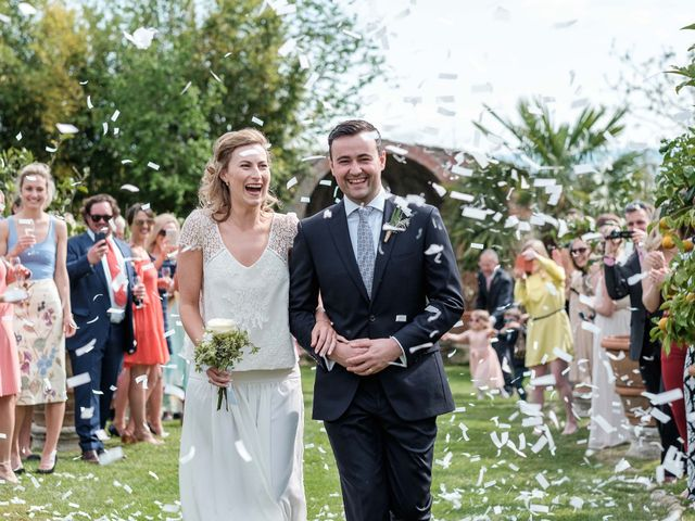 Il matrimonio di Paul e Maddie a Siena, Siena 50