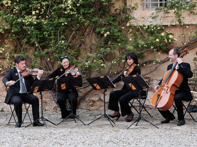 Il matrimonio di Paul e Maddie a Siena, Siena 54
