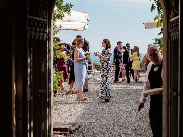 Il matrimonio di Paul e Maddie a Siena, Siena 55