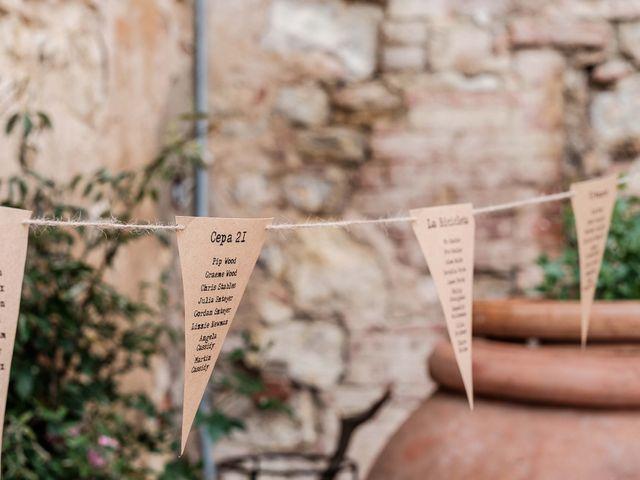 Il matrimonio di Paul e Maddie a Siena, Siena 57