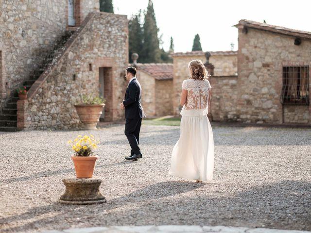 Il matrimonio di Paul e Maddie a Siena, Siena 65