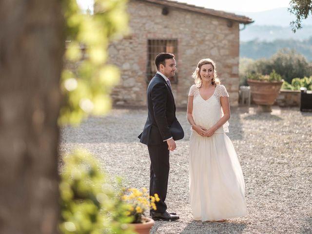 Il matrimonio di Paul e Maddie a Siena, Siena 2