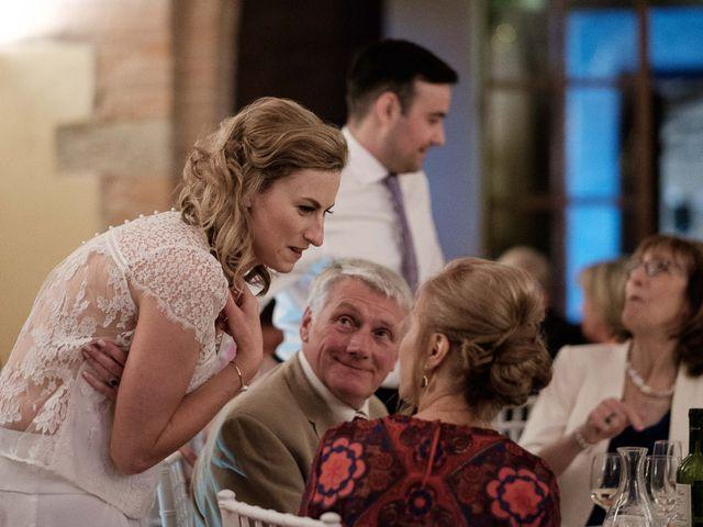 Il matrimonio di Paul e Maddie a Siena, Siena 71