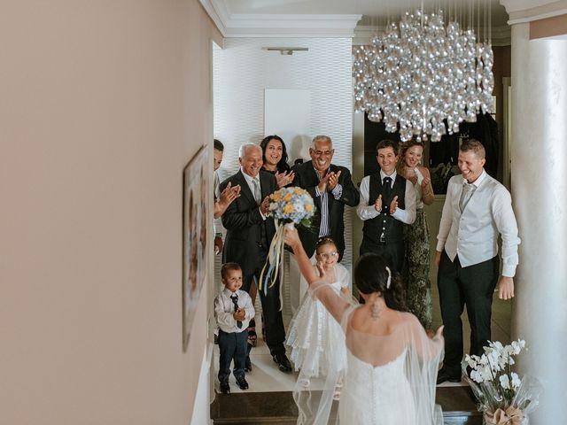 Il matrimonio di Vincenzo e Giusy a Ragusa, Ragusa 18