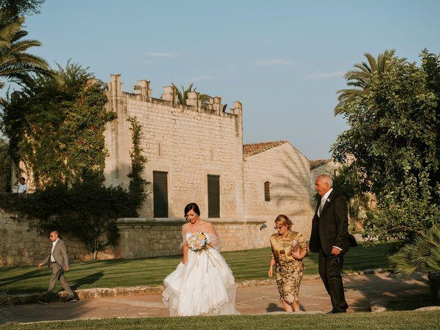 Il matrimonio di Vincenzo e Giusy a Ragusa, Ragusa 19