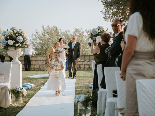 Il matrimonio di Vincenzo e Giusy a Ragusa, Ragusa 20