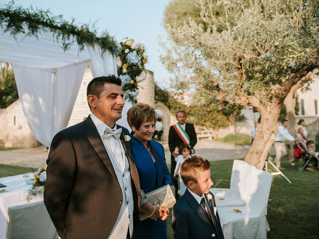 Il matrimonio di Vincenzo e Giusy a Ragusa, Ragusa 21