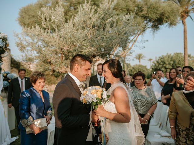 Il matrimonio di Vincenzo e Giusy a Ragusa, Ragusa 22