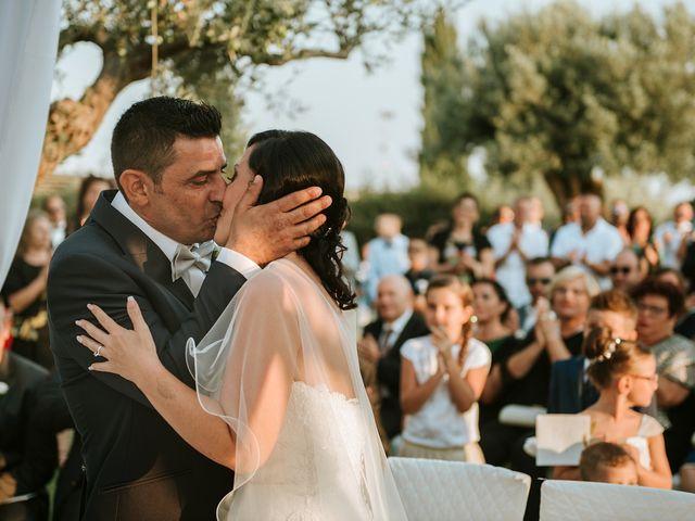 Il matrimonio di Vincenzo e Giusy a Ragusa, Ragusa 24