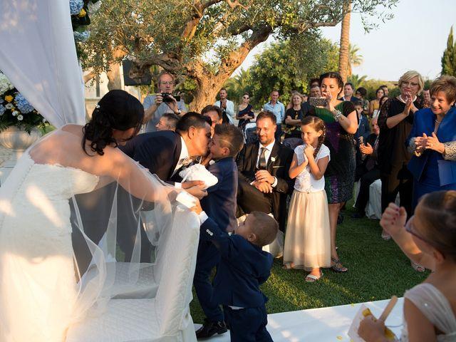 Il matrimonio di Vincenzo e Giusy a Ragusa, Ragusa 26