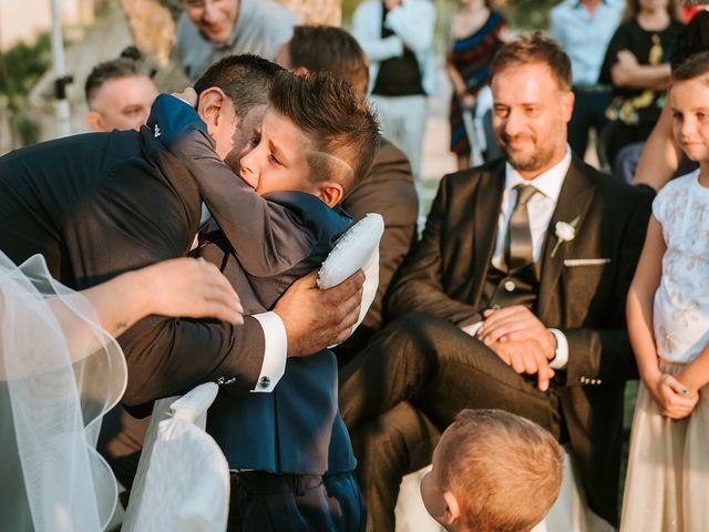 Il matrimonio di Vincenzo e Giusy a Ragusa, Ragusa 27