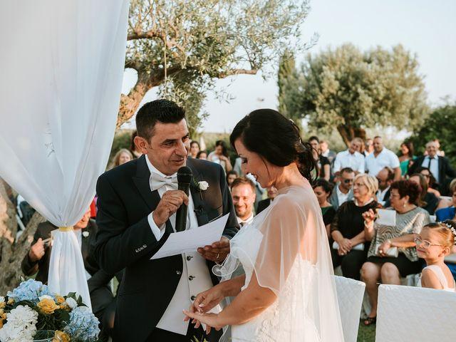 Il matrimonio di Vincenzo e Giusy a Ragusa, Ragusa 28
