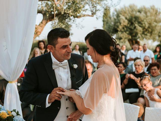 Il matrimonio di Vincenzo e Giusy a Ragusa, Ragusa 29