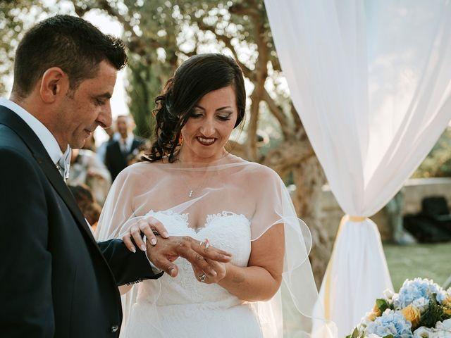 Il matrimonio di Vincenzo e Giusy a Ragusa, Ragusa 30