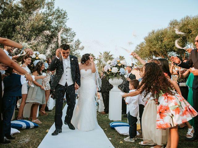 Il matrimonio di Vincenzo e Giusy a Ragusa, Ragusa 31