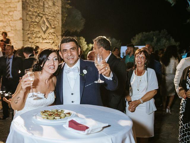 Il matrimonio di Vincenzo e Giusy a Ragusa, Ragusa 36