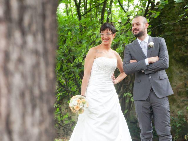 Le nozze di Daniele e Cristina