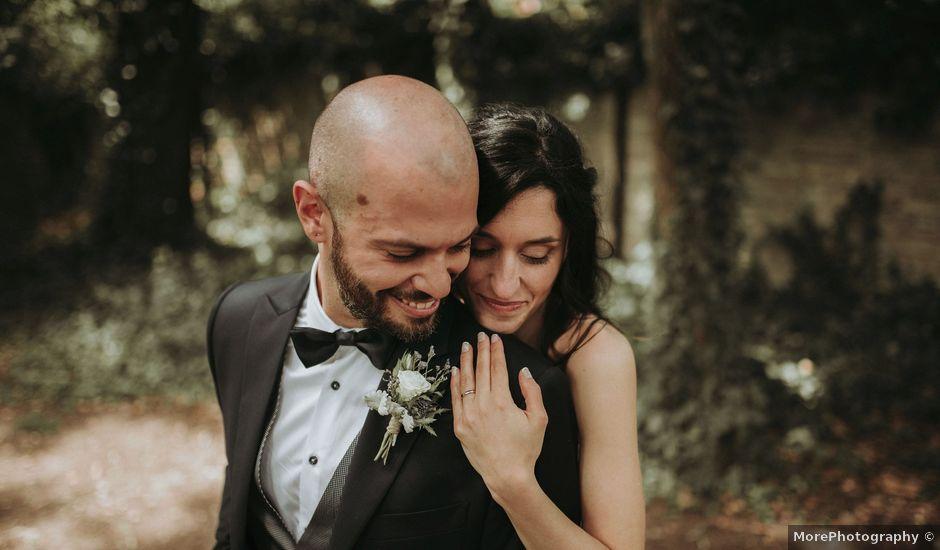 Il matrimonio di Andrea e Stefania a Castelvetro di Modena, Modena