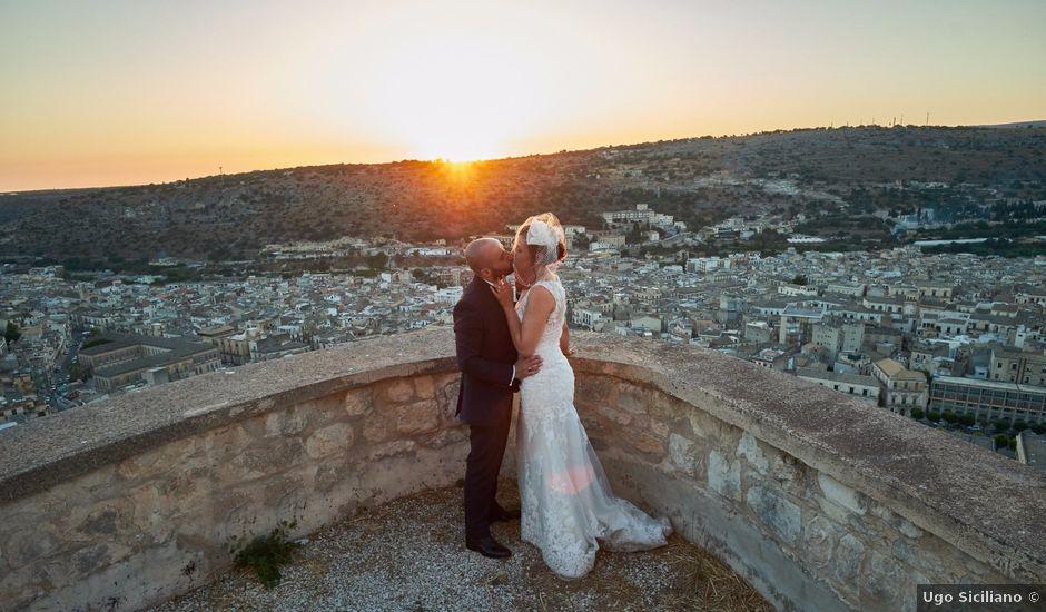 Il matrimonio di Adriano e Elisa a Modica, Ragusa