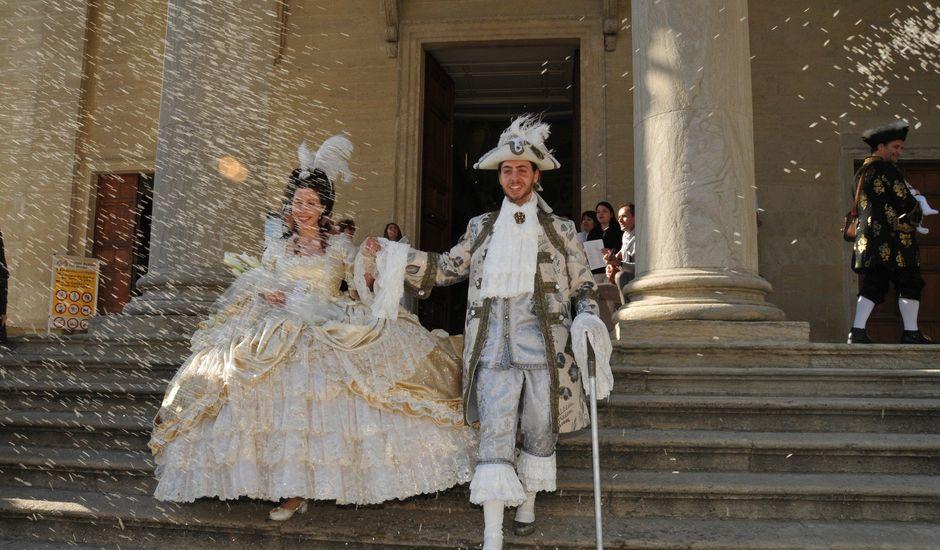 Il matrimonio di Mauro e Silvia a San Marino, San Marino