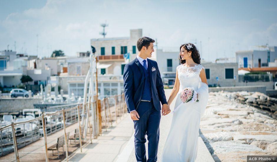 Il matrimonio di Vito e Valentina a Bitonto, Bari
