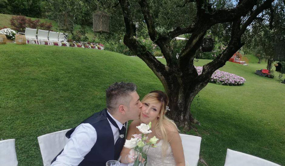 Il matrimonio di Antonio e Maddalena a Lazise, Verona