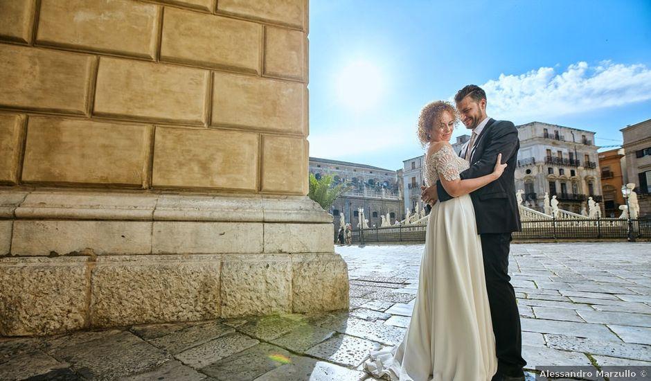 Il matrimonio di Michele e Giuliana a Palermo, Palermo