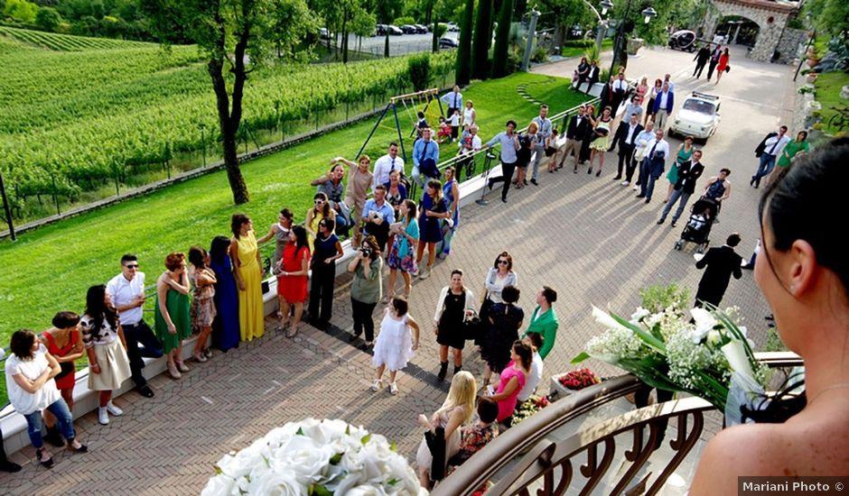Il matrimonio di Andrea e Jessica a Bergamo, Bergamo