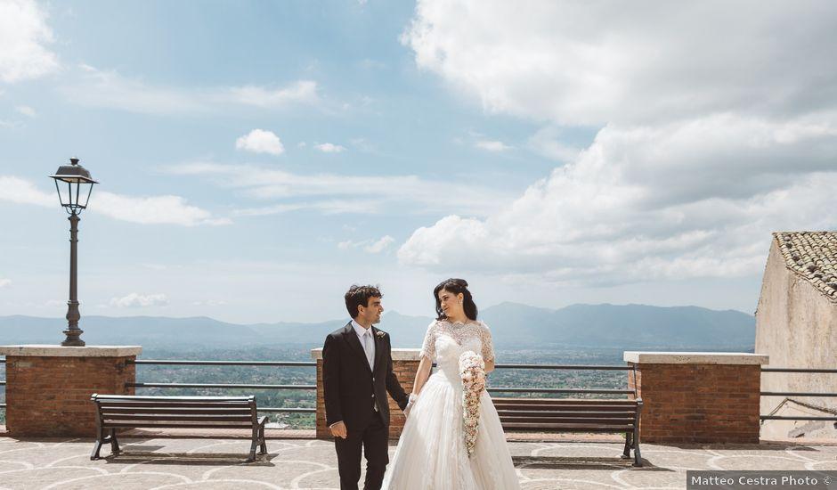 Il matrimonio di Andrea e Alessandra a Veroli, Frosinone